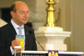 Au iesit scantei la consultarile de la Cotroceni, dintre Basescu si partide