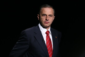 Mircea Geoana: Nu vom vota nici a doua propunere de premier