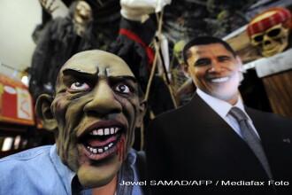 Michael Jackson si Barack Obama, cele mai populare costume de Halloween