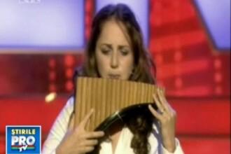 Petruta Kupper vine la prima editie din acest an a emisiunii