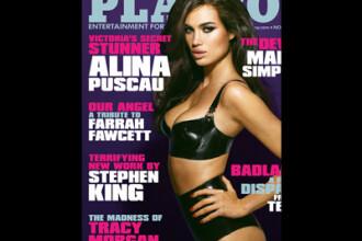 Alina Puscau, sexy si rea in America!