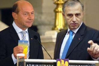 Primele estimari: Mircea Geoana il invinge pe Traian Basescu!