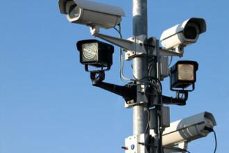 """""""Big Brother"""" in Timisoara. Camerele de supraveghere vor impanzi principalele artere de circulatie"""