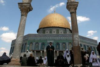 Cel putin 41 de oameni au murit dupa ce turnul unei moschei s-a prabusit