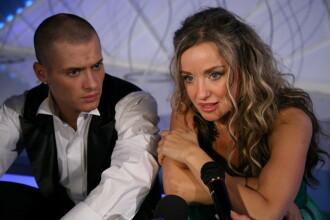 Dansez pentru tine: Tania Budi si Adrian, emotionati din cauza duelului
