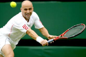 Andre Agassi: Am consumat metamfetamina si am mintit ATP