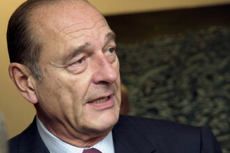 A inceput procesul de coruptie impotriva fostului presedinte Jacques Chirac