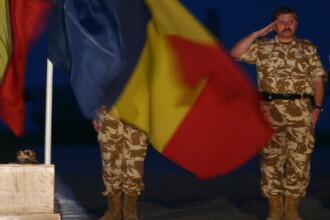 Inca un militar roman a fost ranit in Afganistan, intr-o explozie