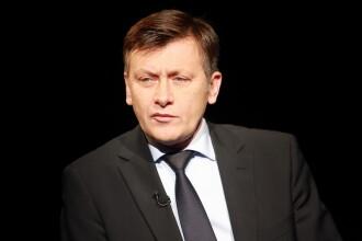 Crin Antonescu: Mi-as dori sa vad in plen raspunsul lui Basescu la procedura de suspendare