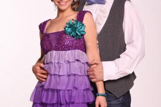 Dansez pentru tine: Afla povestea Ellei, partenera lui Octavian Strunila