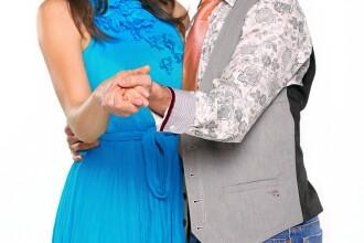 Dansez pentru tine: Paula Seling si Tudor vor sa-i ofere mamei lui o casa