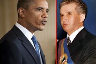 Un jurnalist american: Domnule presedinte Obama, invatati de la Ceausescu!