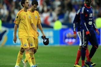 Hotie! Franta bate Romania cu un gol scandalos din offside. Vezi rezumatul!