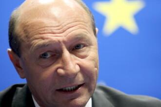 Basescu: Functionarii de la Finante nu au dreptul sa se revolte