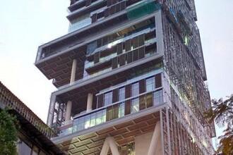 Unica in lume! Casa de 1 miliard de dolari exista in Mumbai