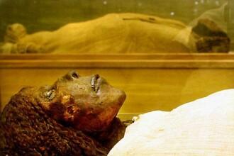 Studiu: cancerul, maladie inventata de om. Mumiile egiptene erau bine