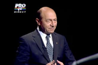 Basescu: Trebuie sa continue reducerea de personal