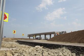Autostrada Bucuresti-Ploiesti va porni din Capitala. Luna aceasta incep lucrarile