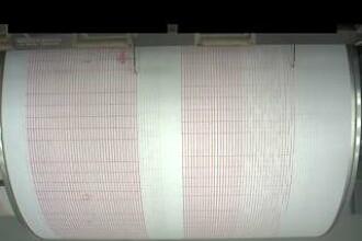 Cutremur cu magnitudinea de 4,3 in largul capitalei siciliene Palermo
