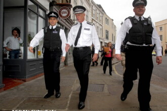 Revelion soldat cu arestari in Marea Britanie. 90 de persoane au fost retinute in noaptea dintre ani