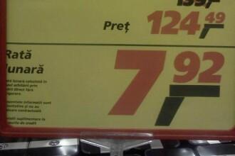 Incredibil! Angajatii supermarketurilor lovesc din nou. Nu stiai ca poti sa cumperi in rate...