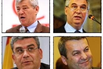 Surse: 4 ministri pe