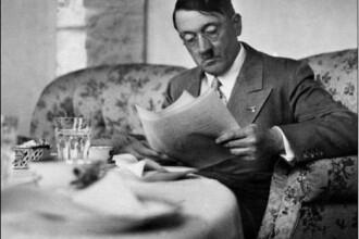 Documente umilitoare pentru Hitler sunt scoase la licitatie.