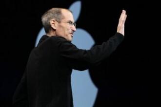 Wall Street Journal: Steve Jobs a fost inmormantat vineri in cadrul unei ceremonii private