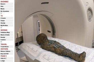 Mister vechi de aproape 3.500 de ani, dezlegat cu ajutorul unei radiografii. FOTO