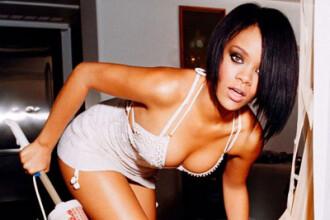 Ce a facut Rihanna de a fost data afara dintr-un club de striptease din Londra