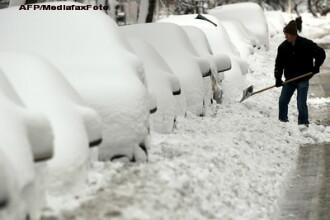 Val de ger siberian in Moldova. Doi barbati au murit, dupa ce temperaturile au scazut la -21 grade