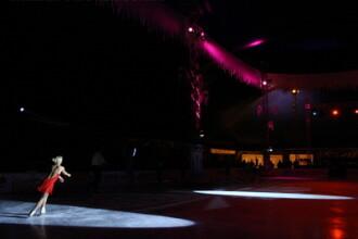 Spectacolul pe gheata de la Filarmonica, inlocuit cu balet clasic.Scena, la temperaturi normale