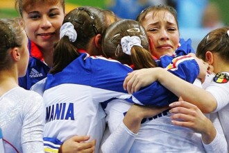 Gimnastica romaneasca s-a intors in 1981. Vine de la Campionatele Mondiale fara NICIO medalie