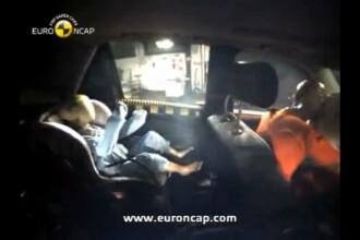 Cum arata accidentul, vazut din masina lui Huidu. VIDEO
