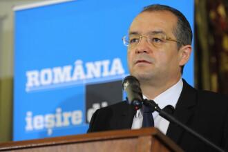 Emil Boc: Pericolul reintrarii in recesiune nu este complet inlaturat, este oricand posibil