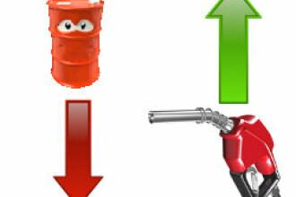Benzina a ajuns la un pret istoric: 6,2 lei pe litru. In toata lumea petrolul se ieftineste