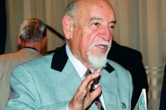 Dramaturgul Paul Everac s-a stins din viata la 87 de ani