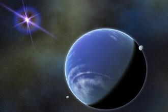 FOTO. Caracteristica uimitoare a acestei stele, care i-a lasat cu gura cascata pe specialistii NASA
