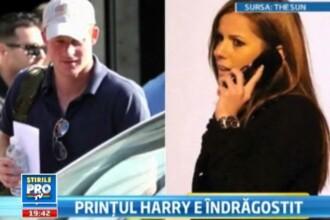 Ipoteza tabloidelor britanice: si-a ales printul Harry iubita dupa chipul si asemanarea cumnatei?