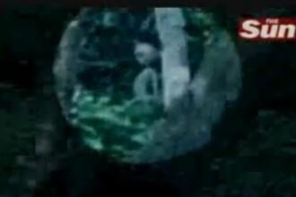 Creatura bizara descoperita in padurea triburilor uitate de lume. VIDEO