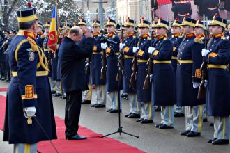De ce nu a venit Traian Basescu in Parlament, la discursul Regelui. Felicita Armata Romana