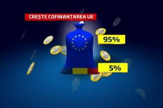 Romania va plati mai putin pentru proiectele finantate din fonduri europene