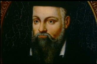 9 dintre cele 10 cele mai importante profetii ale lui Nostradamus care s-au indeplinit. Ce a prezis pentru toamna lui 2015