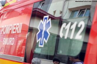 Un copil de la un centru de plasament din Timisoara a cazut de pe acoperis. Are fractura craniana