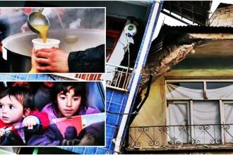 Dezastrul din Turcia a omorat 600 de oameni. Cutremurul a lasat pe drumuri mii de copii