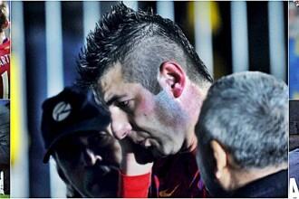 Huliganul care a dat cu pumnul la Petrolul - Steaua, arestat pentru 30 de zile