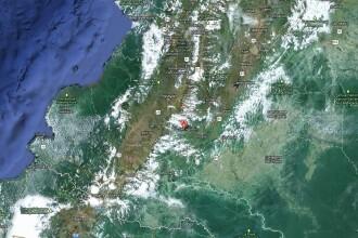 Cutremur cu magnitudinea de 7,1, inregistrat in Columbia. Autoritati: