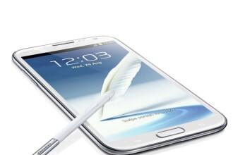 Samsung GALAXY Note II, smartphone-ul cu ecran imens de 5,5