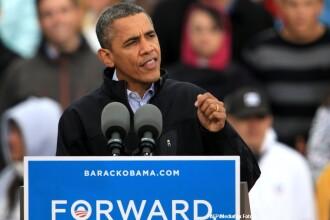 Alegeri SUA 2012. Portret Barack Obama - americanii inca il plac, dupa 4 ani dificili de mandat