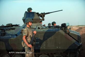 Atacul Siriei asupra unui sat din Turcia, condamnat in termeni fermi de ONU: